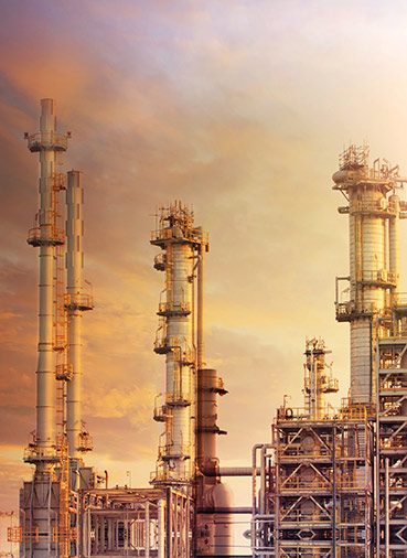 Gentech Products Oil Refinery Industry